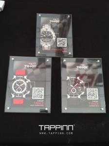 Tissot QR Code Campaign