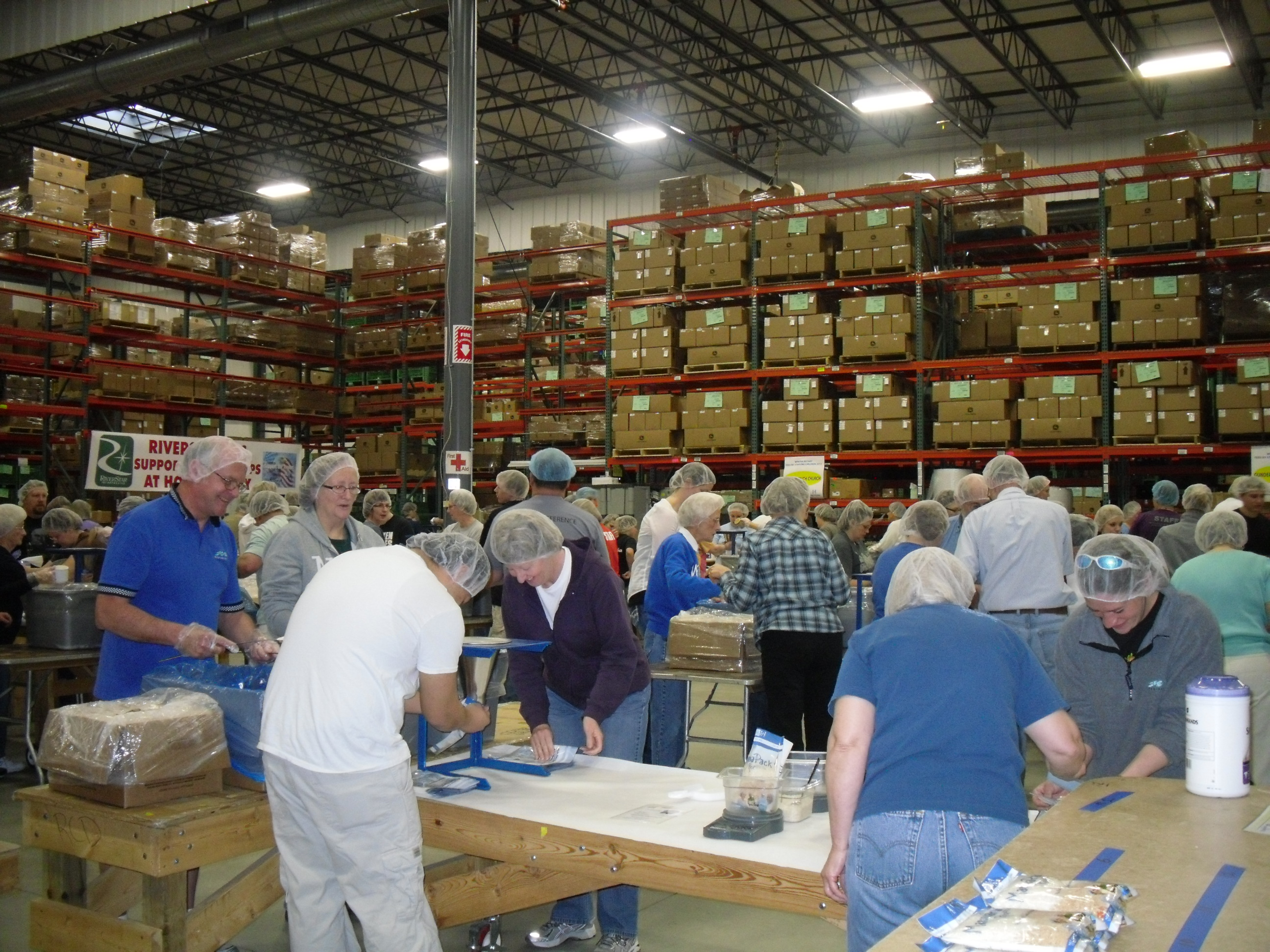 a personal experience at feed my starving chidren As a mother, feeding my own children this kind of food is especially  reasons  why feed my starving children is an ideal volunteer experience.