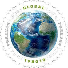 Global Forever stamp
